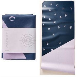 Anthropologie Travel Yoga Mat ~ New in Package